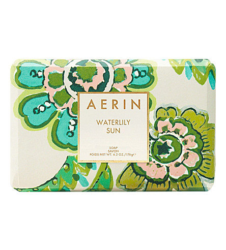 ESTEE LAUDER Waterlily soap bar