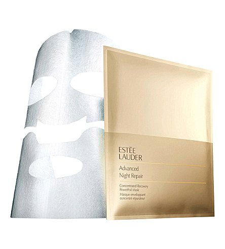ESTEE LAUDER Advanced Night Repair Concentrated Recovery PowerFoil Mask 4 pack