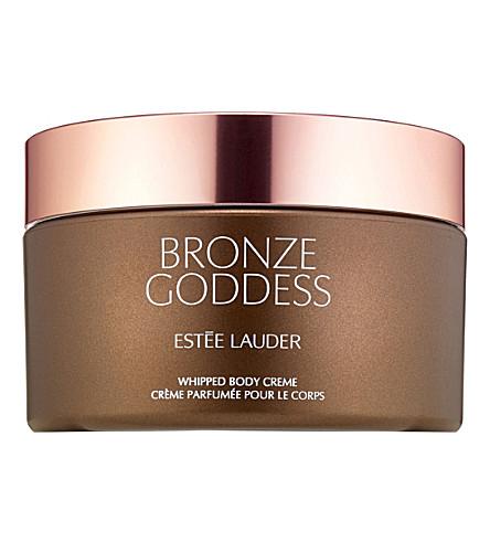 ESTEE LAUDER Bronze Goddess Whipped Body Cream 200ml