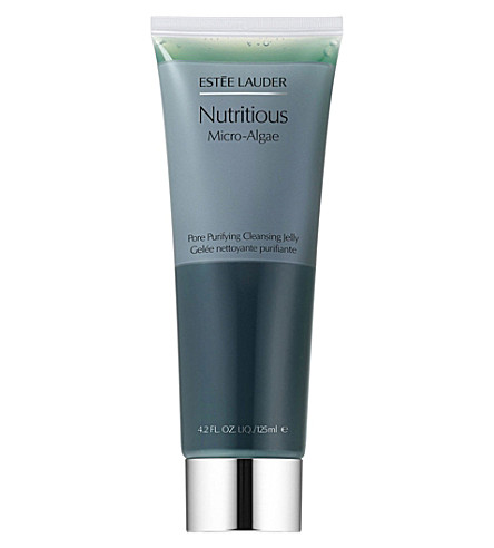 ESTEE LAUDER Nutritious Micro-Algae Pore Purifying Cleansing Jelly 125ml
