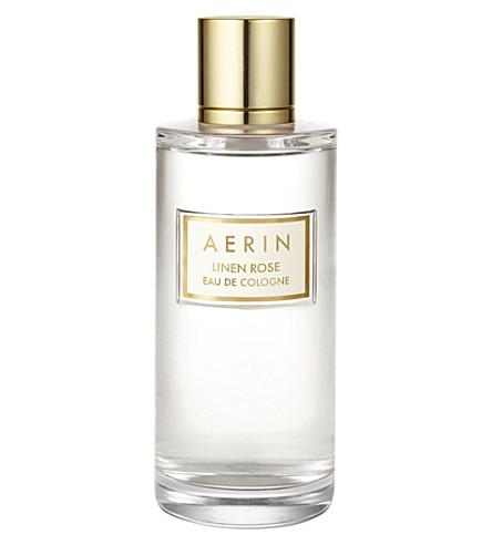 AERIN Linen Rose eau de cologne 200ml