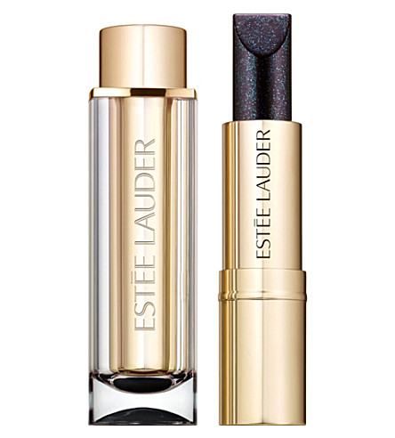 ESTEE LAUDER Pure Colour Chrome Love Lipstick (Moon+rock