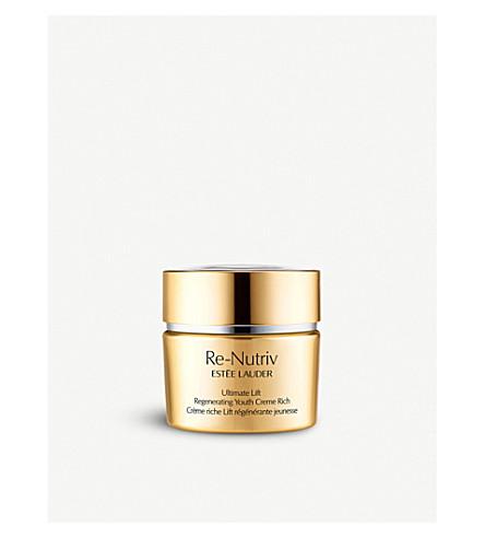ESTEE LAUDER Re-Nutriv Ultimate Lift Regenerating Youth Crème 50ml