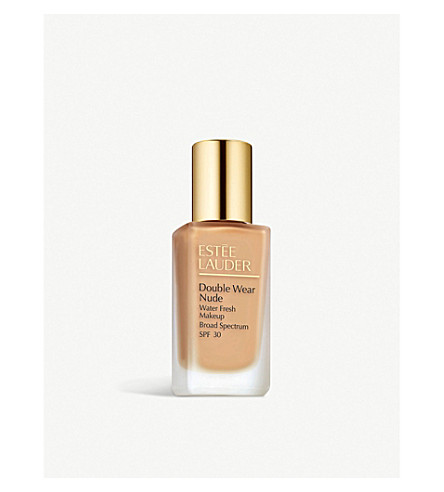 ESTEE LAUDER Double Wear Nude Water Fresh Makeup SPF 30 30ml (Buff