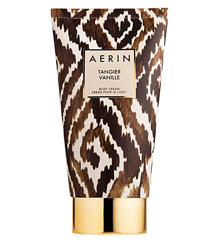 AERIN Tangier vanille body cream