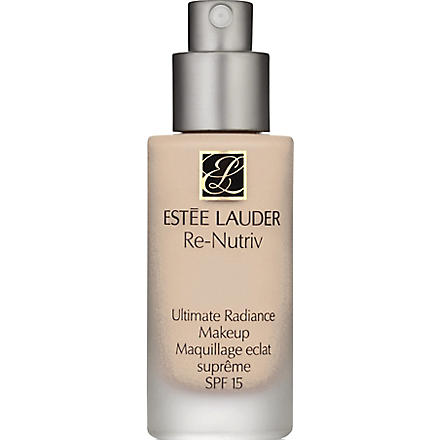 ESTEE LAUDER Re-Nutriv Ultimate Radiance Makeup SPF 15 (Beech