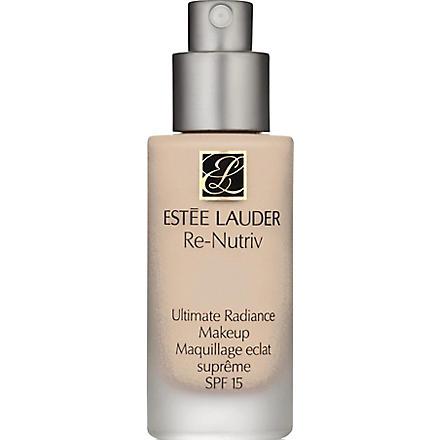 ESTEE LAUDER Re-Nutriv Ultimate Radiance Makeup SPF 15 (Beech