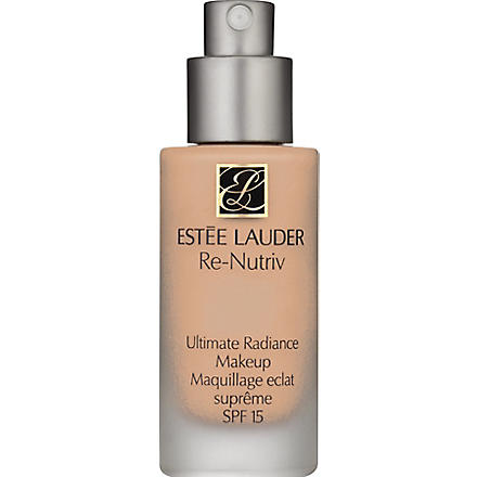 ESTEE LAUDER Re-Nutriv Ultimate Radiance Makeup SPF 15 (Biscuit