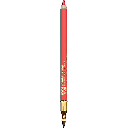 ESTEE LAUDER Double Wear Stay–in–Place Lip Pencil (Coral