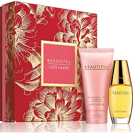 ESTEE LAUDER BEAUTIFUL Favorites gift set