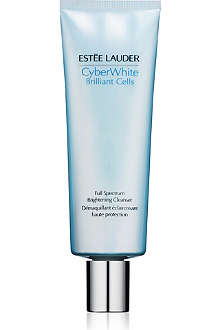 ESTEE LAUDER Cyberwhite Brilliant Cells Full Spectrum Brightening Cleanser