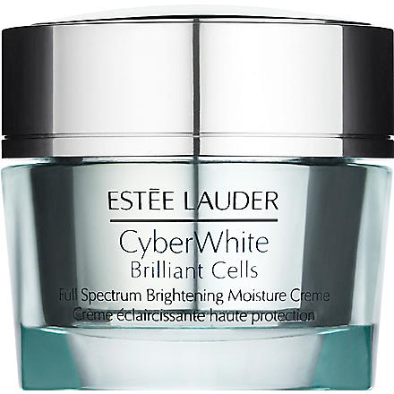 ESTEE LAUDER Cyberwhite Brilliant Cells Full Spectrum Brightening Moisture Creme