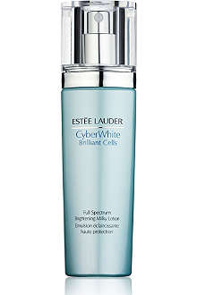 ESTEE LAUDER Cyberwhite Brilliant Cells Full Spectrum Brightening Milky Lotion