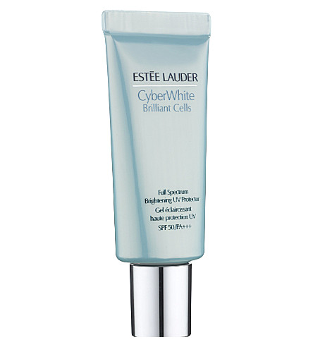 ESTEE LAUDER Cyberwhite Brilliant Cells Full Spectrum UV Protector SPF 50