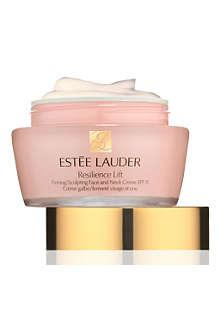 ESTEE LAUDER Resilience Lift Firming⁄Sculpting Face & Neck Crème SPF 15 50ml