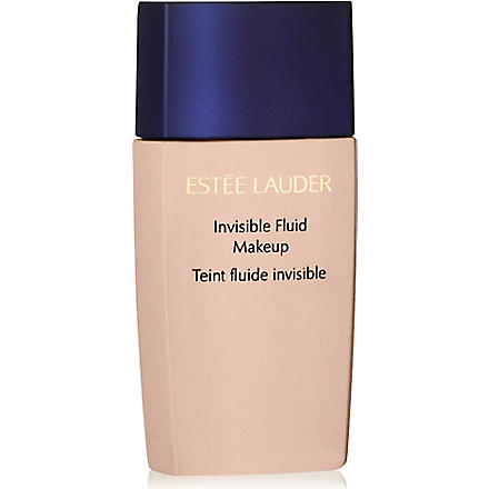 ESTEE LAUDER Invisible fluid make–up (1cn1