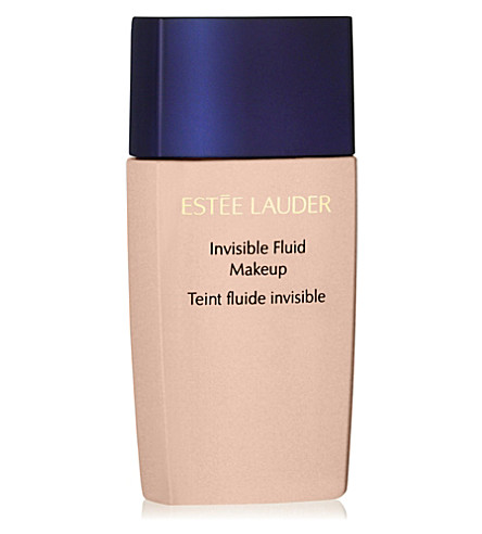 ESTEE LAUDER Invisible fluid make–up (1cn1