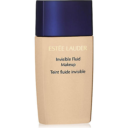 ESTEE LAUDER Invisible fluid make–up (1wn2