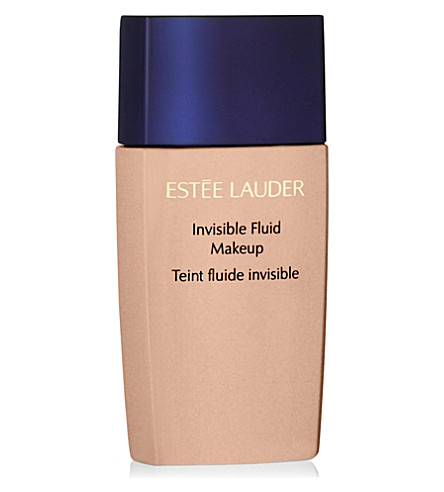 ESTEE LAUDER Invisible fluid make–up (2cn2