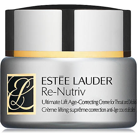 ESTEE LAUDER Ultimate Lift Age–Correcting Crème for Throat and Décolletage