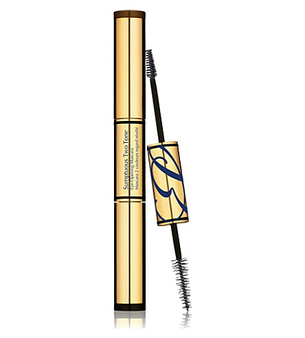 ESTEE LAUDER Sumptuous Two Tone Eye-Opening mascara (Black/brown