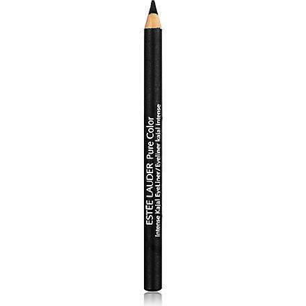 ESTEE LAUDER Pure Color Intense Kajal Eyeliner (Blackened+black