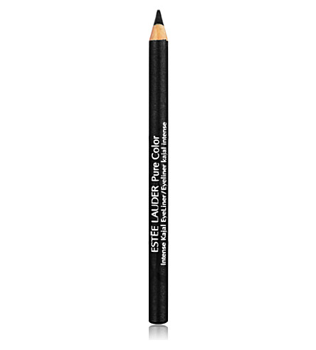 ESTEE LAUDER Pure Color Intense Kajal Eyeliner (Blackened+black