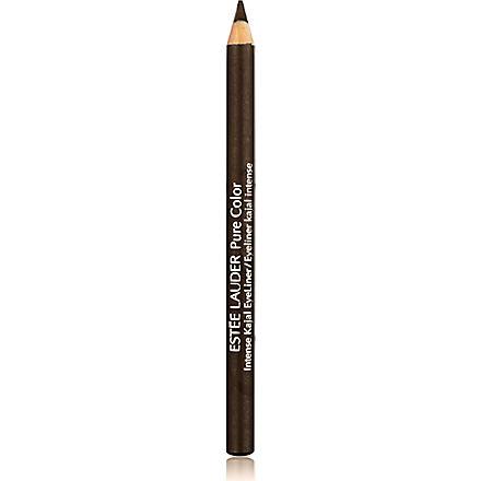 ESTEE LAUDER Pure Color Intense Kajal Eyeliner (Blackened+cocoa