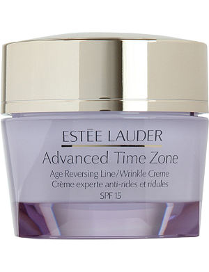 ESTEE LAUDER Advanced Time Zone Age Reversing Line/Wrinkle Creme SPF 15 - dry 50ml