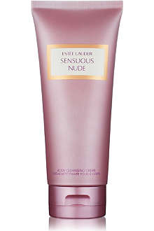 ESTEE LAUDER SENSUOUS NUDE body cleanser 200ml