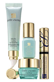ESTEE LAUDER Beautiful Eyes Even Skintone set