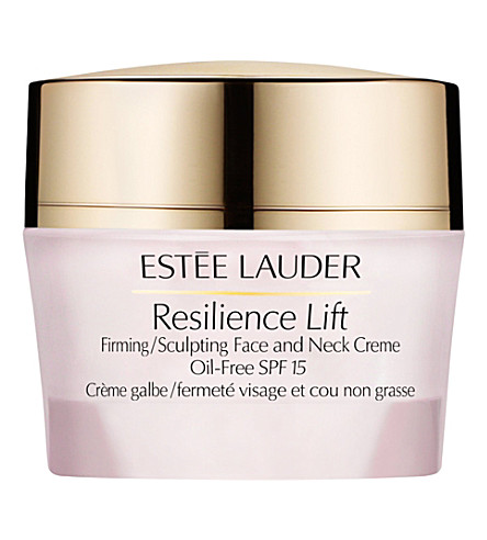 ESTEE LAUDER Resilience Lift Firming/Sculpting Creme Oil-Free SPF 15 50ml