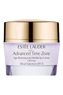 ESTEE LAUDER Advanced Time Zone Age Reversing Line/Wrinkle Eye Creme SPF 15 50ml
