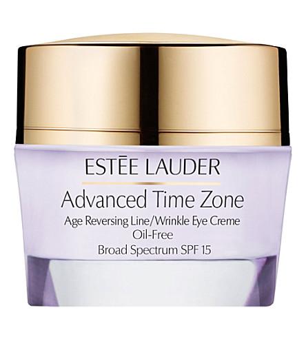 ESTEE LAUDER Advanced Time Zone Age Reversing Line/Wrinkle Eye Creme SPF 15 50毫升