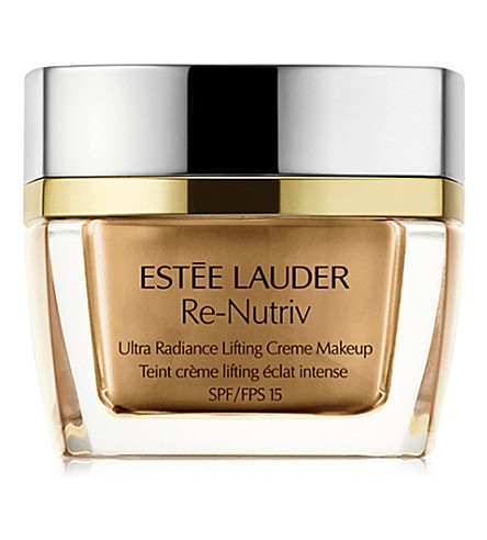 ESTEE LAUDER Re-Nutriv Ultra Radiance Lifting Creme Make-Up SPF 15 (Cashew+3w2
