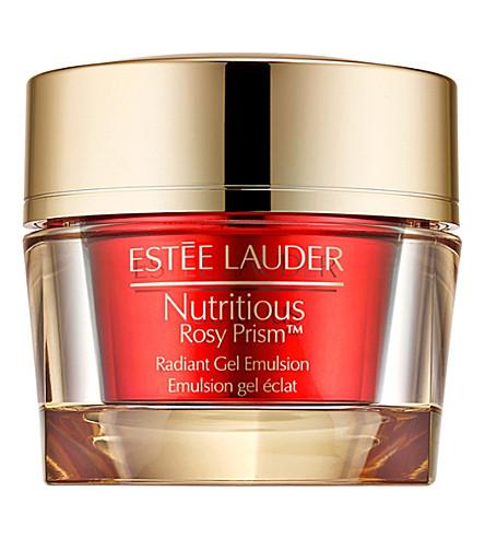 ESTEE LAUDER Nutritious Rosy Prism Radiant Gel Emulsion 50ml