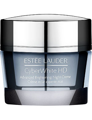 ESTEE LAUDER CyberWhite HD Advanced Brightening Night Creme 50ml