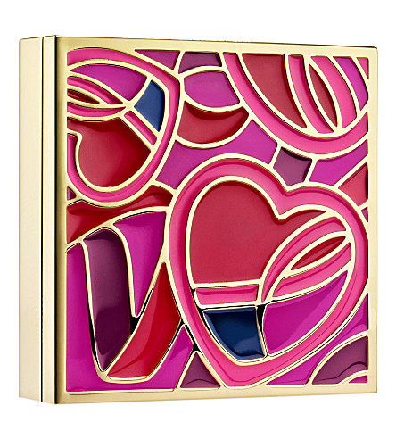 ESTEE LAUDER Breast Cancer Awareness Evelyn Lauder Dream solid perfume compact