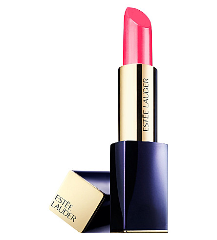ESTEE LAUDER Pure Color Envy sculpting lipstick (Ambitious+pink