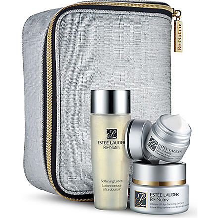 ESTEE LAUDER Re-Nutriv Ultimate Age Renewal Collection