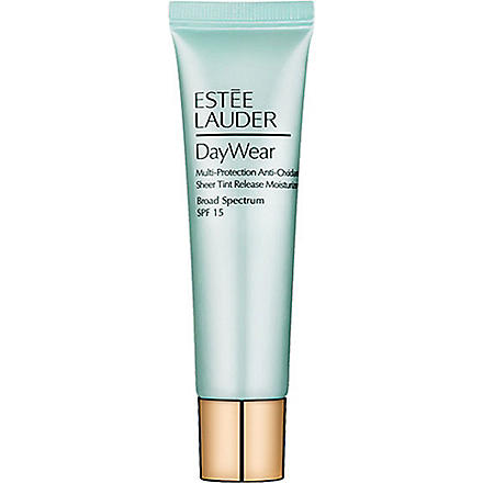 ESTEE LAUDER DayWear Sheer Tint Release Advanced Multi-Protection Anti–Oxidant Moisturiser SPF 15 15ml