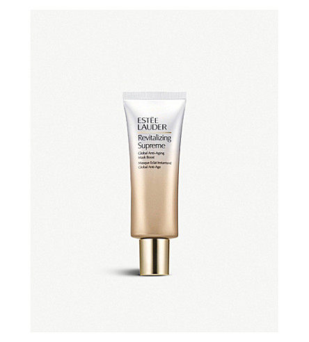 ESTEE LAUDER Revitalising supreme global anti-aging mask boost