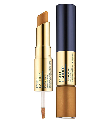 ESTEE LAUDER Perfectionist Youth-Infusing Brightening Serum + Concealer (Deep+neutral