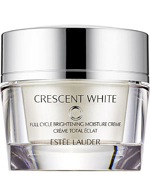 ESTEE LAUDER Crescent White full cycle brightening moisture creme 50ml