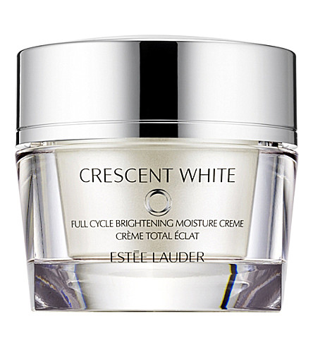 ESTEE LAUDER Crescent White full cycle brightening moisture creme 50ml