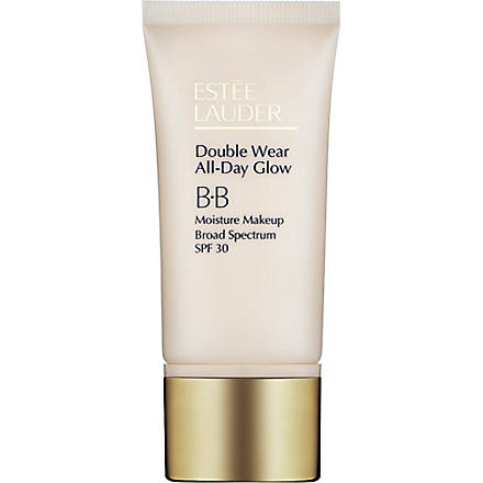 ESTEE LAUDER Double Wear All Day Glow BB moisture make-up SPF 30 (Intensity 1.0