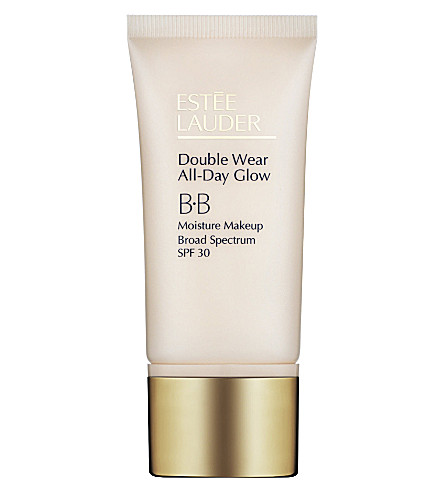 ESTEE LAUDER Double Wear All Day Glow BB moisture make-up SPF 30 (Intensity+1.0
