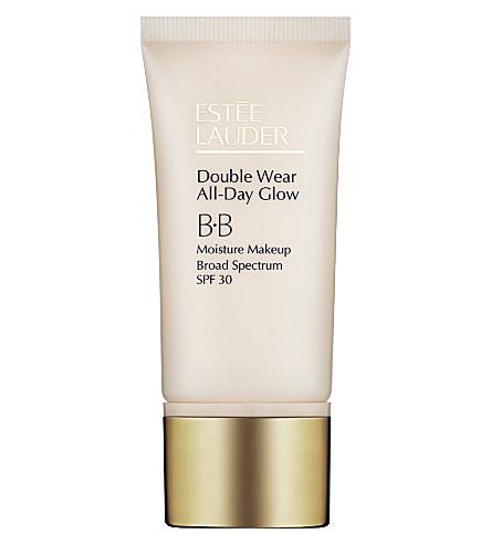 ESTEE LAUDER Double Wear All Day Glow BB moisture make-up SPF 30 (Intensity 2.0