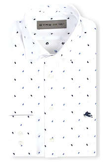 ETRO Paisley regular-fit shirt