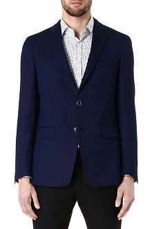 ETRO Silk-lined wool jacket